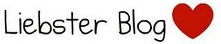 Liebster Blog LOGO