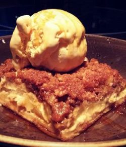Fresh Apple Cobbler #delicious #yummy #loveit #instafood #instagood #delish
