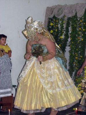 Krönung zur Mae de Santo