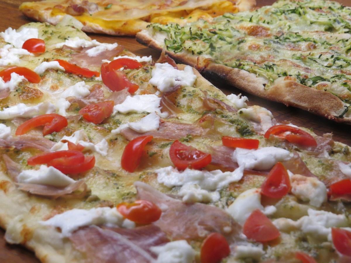 Sabores do Mundo:  Roma e a Pizza Que Repousa Por 72 Horas