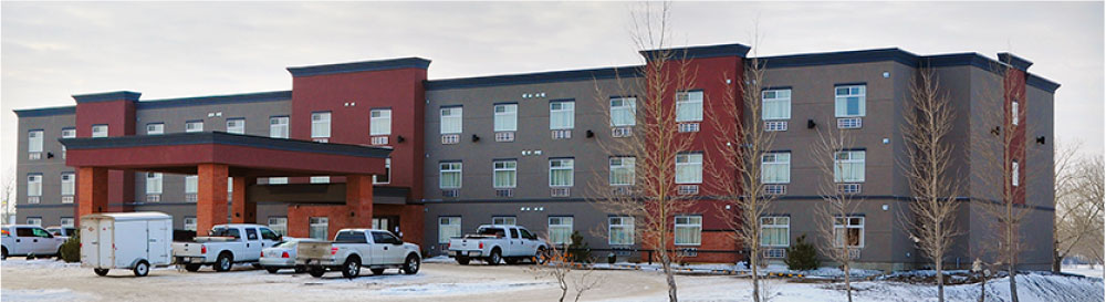 Kindersley-Hotel