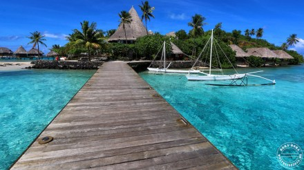 Bora Bora - travel-the-world-together.de - Sandra & Michael