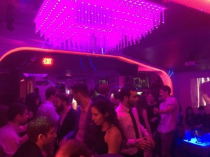 Students dance and mingle at J-Dated in D.C. nightclub Decades April 27. Photo courtesy of Jonathan Reizes.