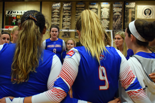 River Hawks fall 3-0 to Stony Brook Seawolves in conference play