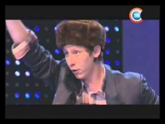 КВН Русская дорога - 2014 Центральная Международная Лига Вторая 1/4 Приветствие