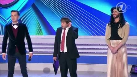 КВН 2014 Премьер лига Первая 1/4 (09.08.2014) ИГРА ЦЕЛИКОМ HD