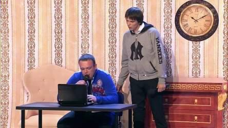 КВН Радио Свобода - 2014 Премьер лига Финал Музыкалка