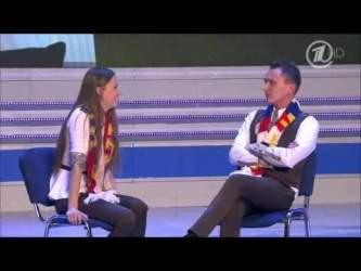 КВН Случай на финале Чемпионата мира по футболу в России