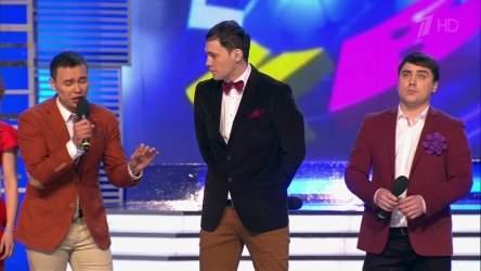КВН 2014 Высшая лига Первая 1/8 (ИГРА ЦЕЛИКОМ) Full HD 1080p