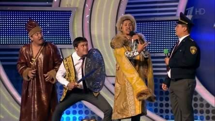 КВН Азия Микс - 2014 Юрмала