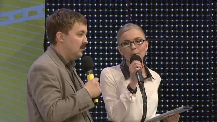 КВН Сборная сельско-хозяйственной академи - 2014 Первая лига Третья 1/4 Приветствие