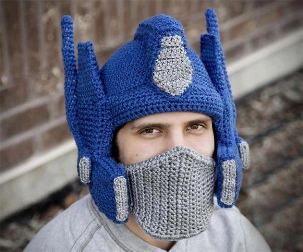Самые крутые вязанные шапки