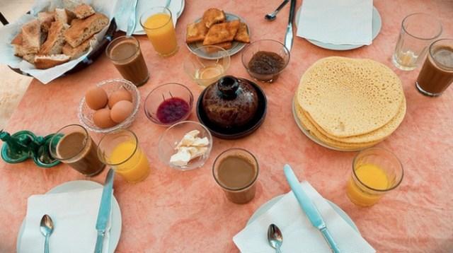 А завтрак у всех стран разный