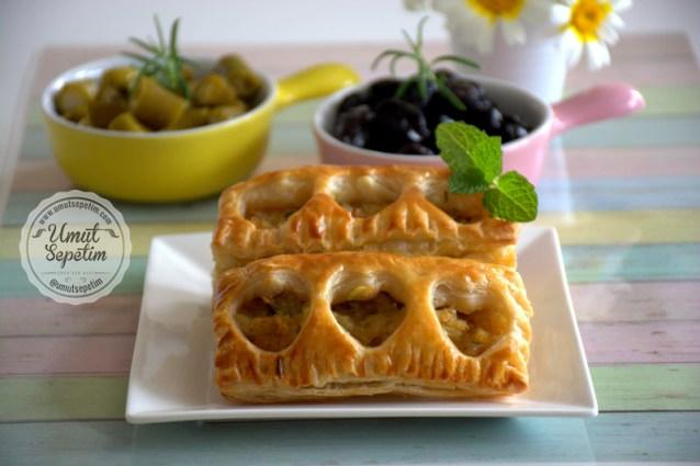 Patatesli  Milföy  Börek  Tarifi