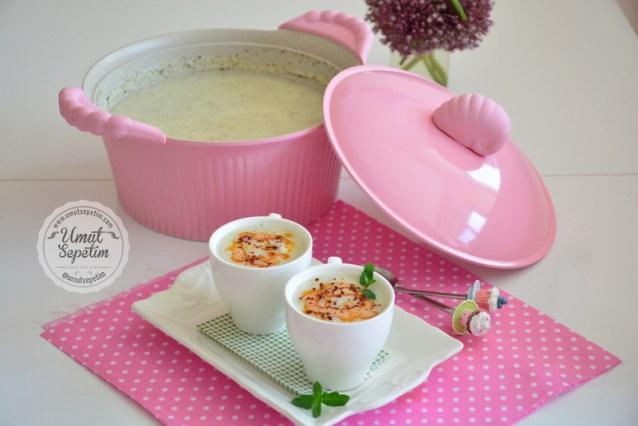 Yoğurt  Çorbası  Tarifi