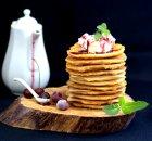 Yulaflı  Pancake  Tarifi