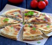 Peynirli  Lavaş  Böreği