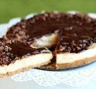Çikolatalı  Muzlu  Tart