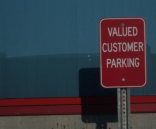 valued_customer_sign