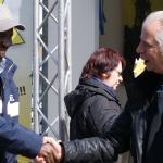 Gemeinsam im Widerstand gegen die Uranwirtschaft, Lyamunda und Hubertus Zdebel