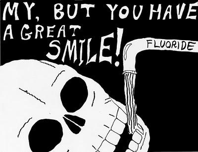 flúor = muerte