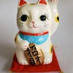 Mi primer Maneki Neko