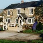 Una cottage del S. XIX salida de un cuento