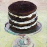 Pasteles en pinturas
