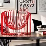 Ikea TRÅDIG · De frutero a lámpara