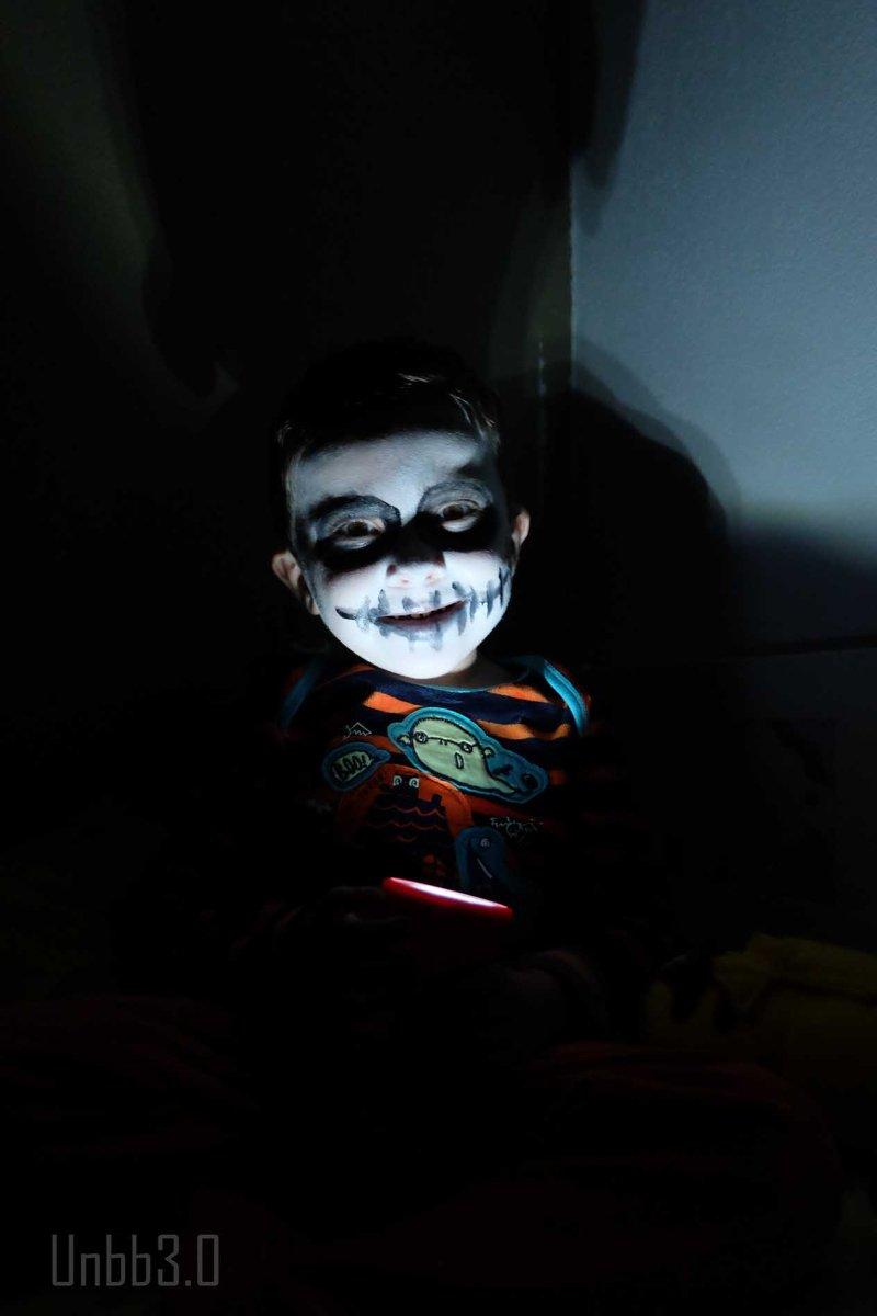 Des monstres qui brillent dans la nuit #SpécialHalloween