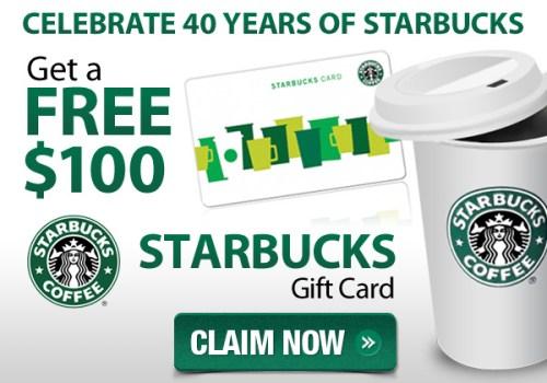 Get-a-100-Starbucks-Gift-Card