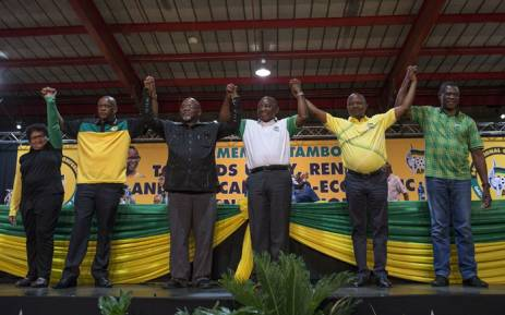 ANC's New Top 6