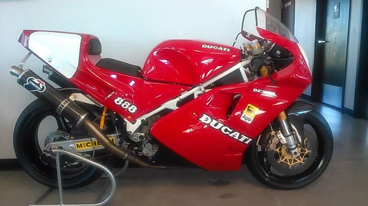 1992 Ducati 888 Corsa