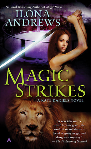 Review: Magic Strikes – Ilona Andrews