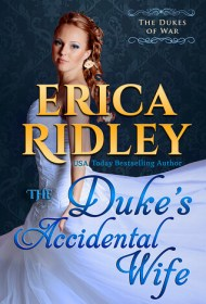 The Duke's Accidental Wife cover - (un)Conventional Bookviews