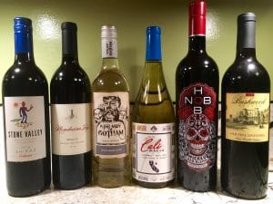 Inexpensive Wine Selection