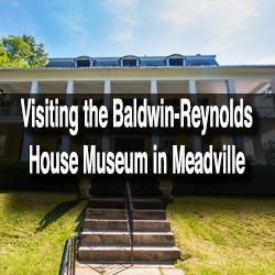 Baldwin-Reynolds House Museum