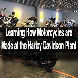 Harley Davidson Factory Tour York PA