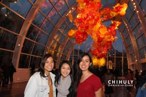 MARC Ladies at Chihuly Garden and Glass!