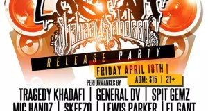 "SHABAAM SAHDEEQ'S ""KEEPERS OF THE LOST ART"" ( Release Party )"