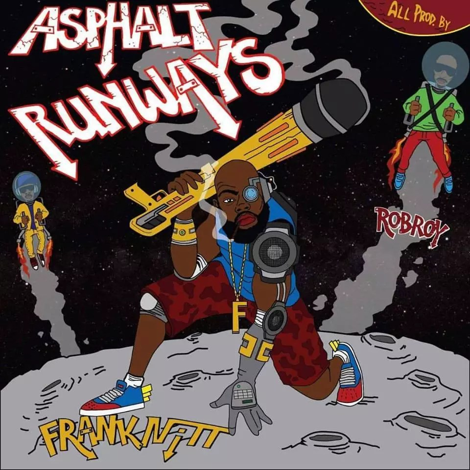 "Frank Nitt - ""Asphalt Runways"" (Review)"