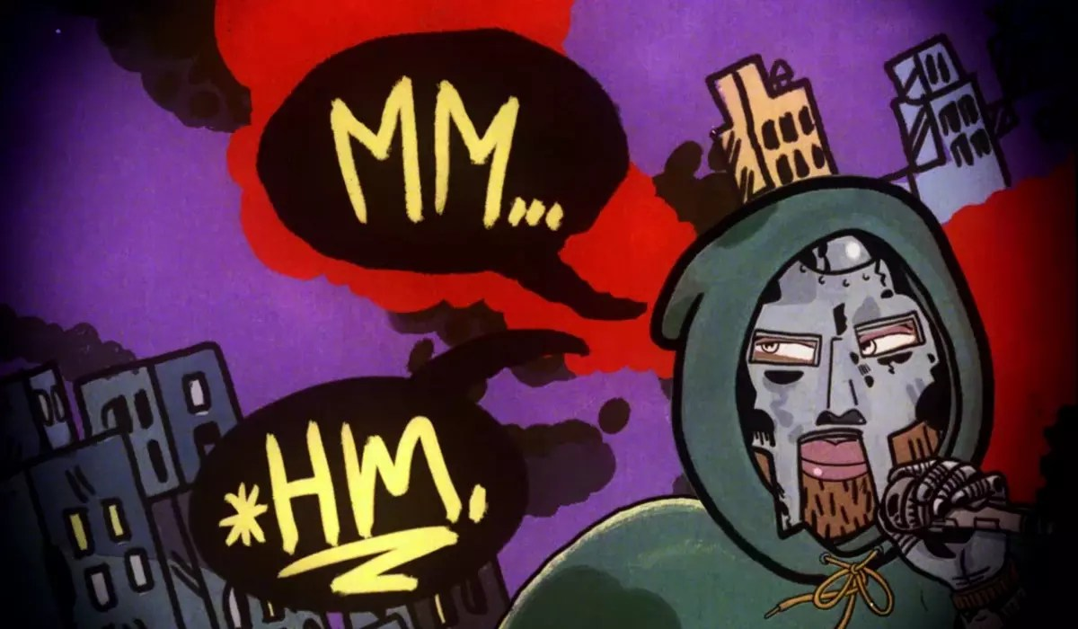 "MF Doom - ""Gas Drawls"" (Animated Video)"