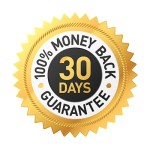 30 Day - 100% Money Back Guarantee