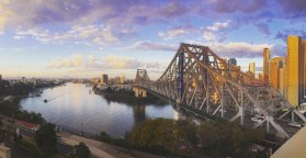 DAY VIEW OF STORY BRIDGE