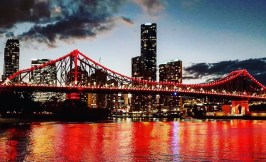 RED STORY BRIDGE