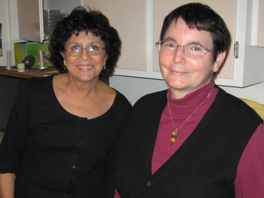 Mom and Joan
