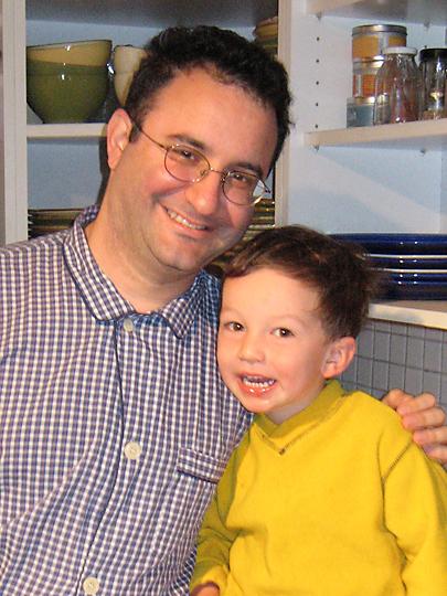 Me and Samuel