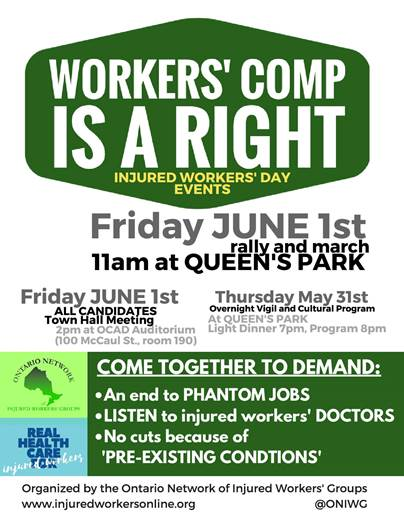 workers comp rally