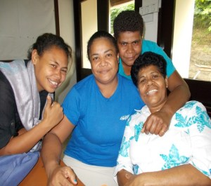 Fiji project - workers who unionised