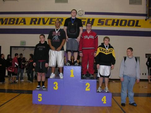 Max Proudfit, Regional Champion
